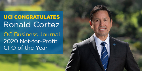 ron cortez cfo of the year
